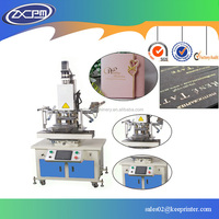 Brand name hot stamping machine for sale