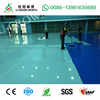 certificated Si PU Basketball Court, 100% Pure PU Sport Court Flooring (SI PU Basketball Court)