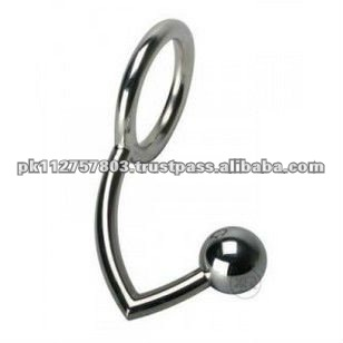 Cock Ring With Anal Lock, Sex Products, Sex toy