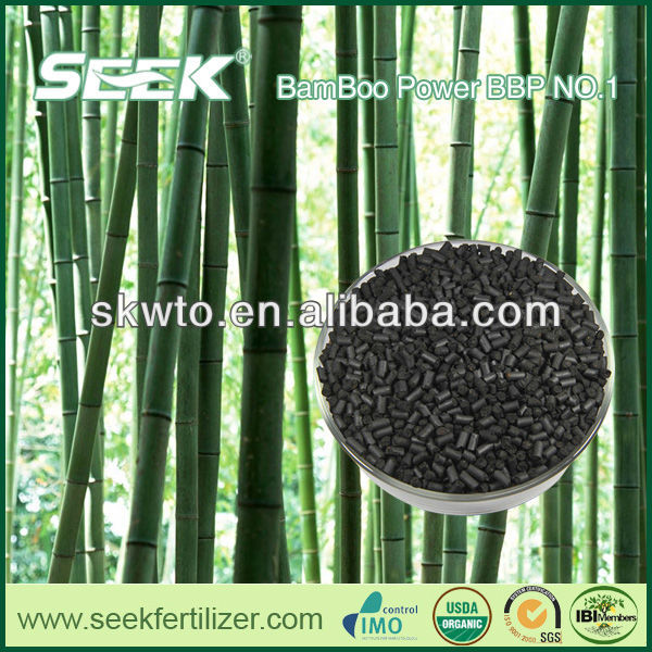 SEEK bamboo super green organic fertilizer