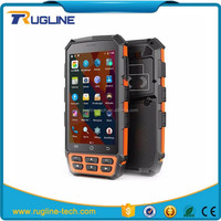 4G LTE wifi bluetooth android PDA mobile rugged industrial handheld computer with 2GB RAM memory