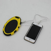 Hot Sales Fashion Solar Water Powered Mobile Charger