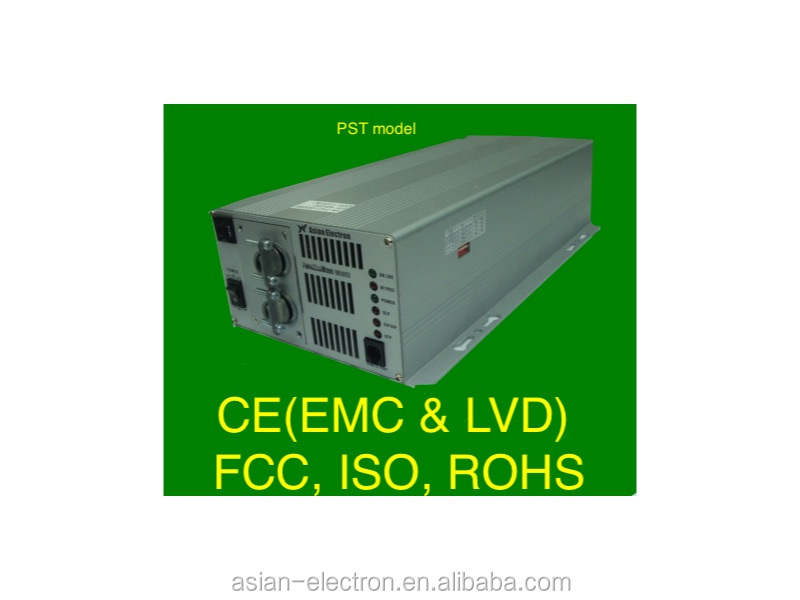with STS Pure Sine Wave Inverter 2000W, off-grid inverter
