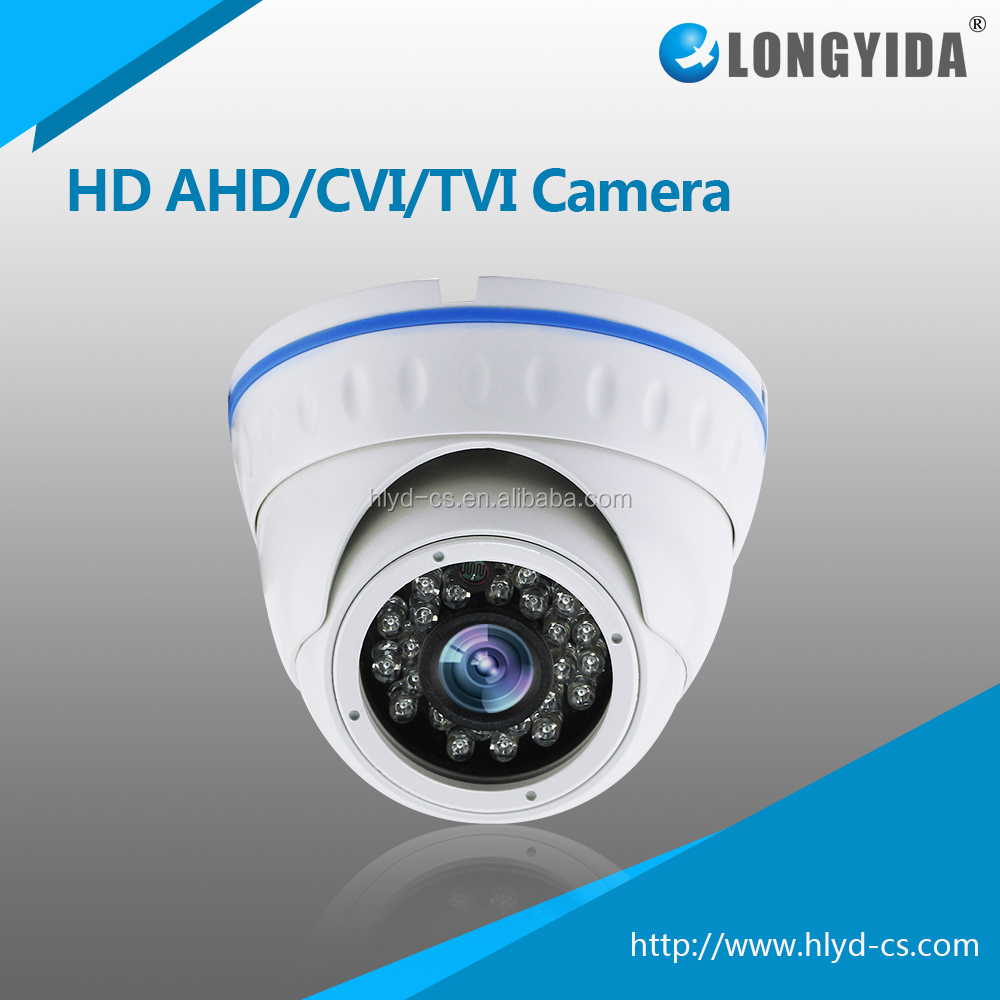 OEM Security Camera HD Board Lens 2mp AHD Dome Camera For Home Use
