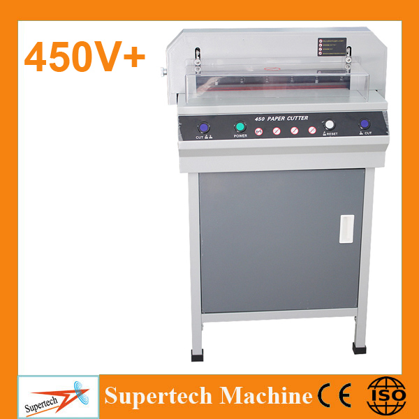 450V+ Electrical Used Paper Cutter For Sale Custom Shape Paper Cutter