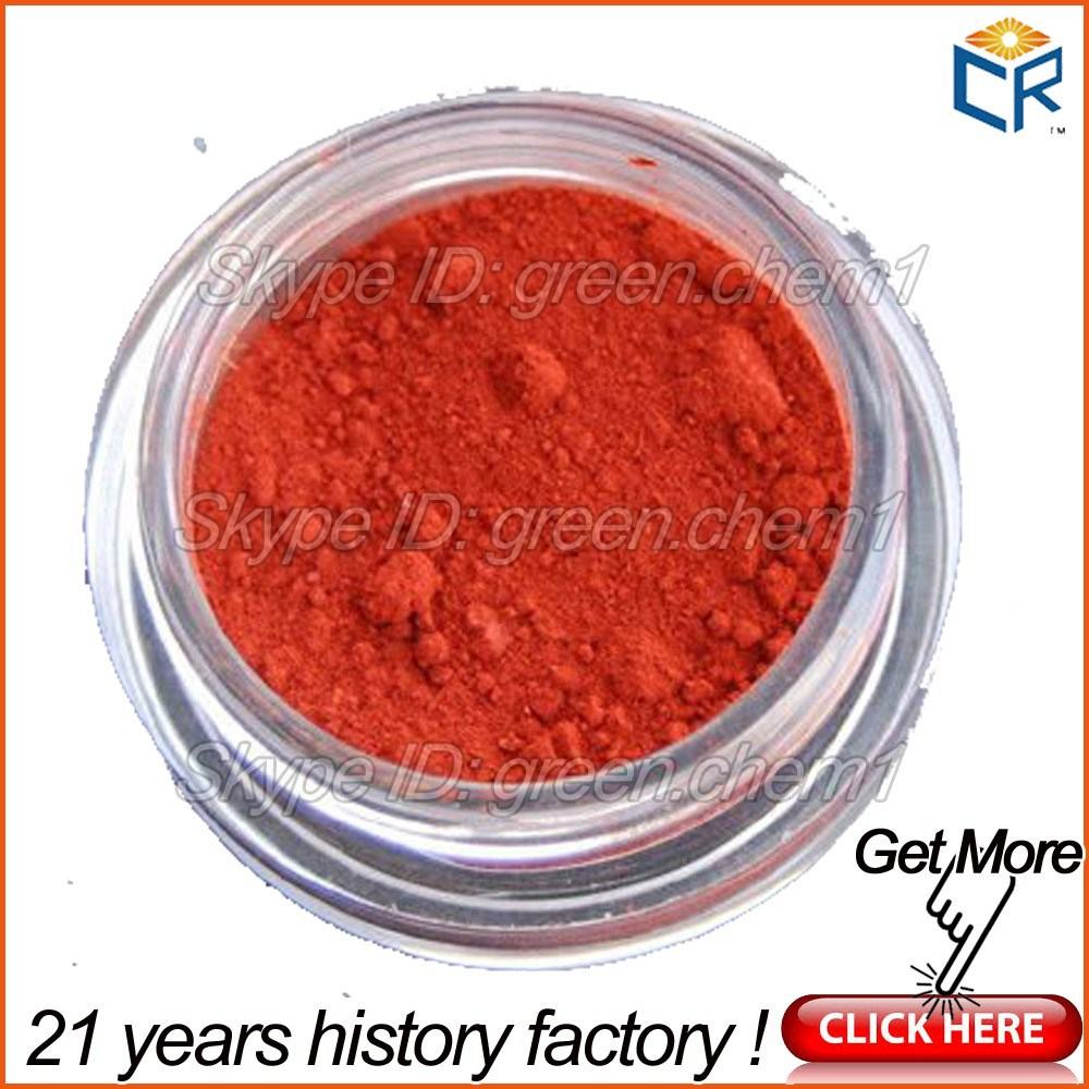 Inorganic pigment type/Iron 95% red iron oxide paint price