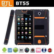 BATL BT55 rugged smartphone with GPS/ discovery v5 shockproof rugged android 4.0 smart phone