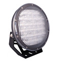 Factory price 9inch round 160W 185W 225W 320W led work lights stand with long lifespan 30000 hours for 4x4 Off-road SUV
