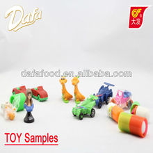 Dafa baby bottle candy toy,toys with candy,plastic bottle toy candy