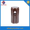 12kv high tension electrical glazed porcelain stay insulator