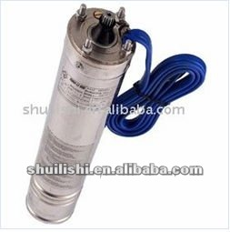 4inch oil immersed shield electric pump ,ac motor