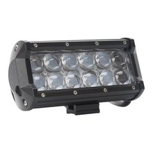 Super bright 4D led light bar 36w 72w 54w 12volt 24 volt led light bars for vehicle ,ATV,4x4