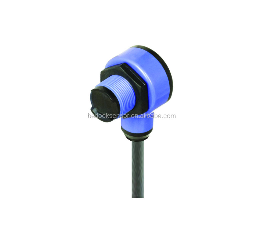 Q18 Cable series DC 4-wire Through beam photoelectric sensor