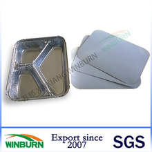 Aluminium Disposable Food Foil Tray for Catering Service