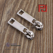 Non Lock Slider Type and Nickel-Free Feature Backpack Zipper Puller