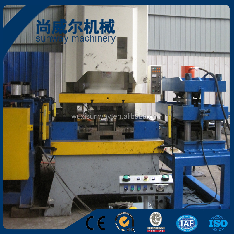 Group Cheap Galvanized Scaffolding Steel Decking/Walk Board/ Catwalk roll forming machine