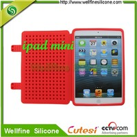 Strong protective silicone case for tablet pc