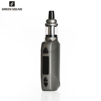 Shenzhen Vibe Electronic Cigarette Q85 3ML Vape Mods Box E-cig Mod Kit OEM Available