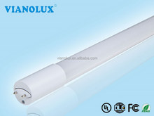 2015 Hot New Products LED Light Tube 2ft 3ft 4ft 5ft Directly Retrofit Fluorescent Lamp Without Rewiring UL/DLC/FCC