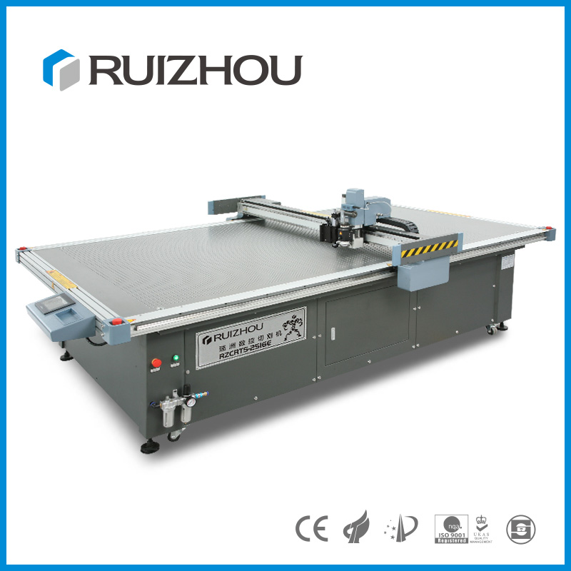 RUIZHOU CNC Corrugated Board Carton Cutting Machinery