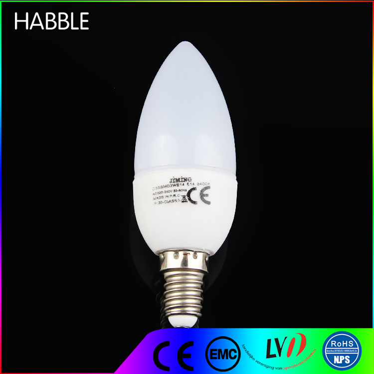 Professional factory supply smart led bulb lighting e14