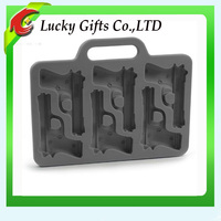 Hot sale Eco-friendly silicone gun cake pan mold