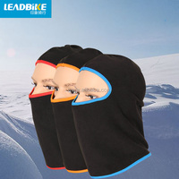 Fleece Face Mask Full Face Neck Warmer One Hole for Winter Cycling Skiing Outdoor Activity