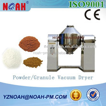 SZG Series Double Cone Rotating Food Power Drying Machine