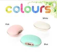 Hot selling High quality usb electric heater hand warmer with power bank for winter hand warm