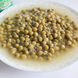 New crop canned green peas in tin