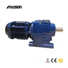 R series helical inline forward reverse gearbox