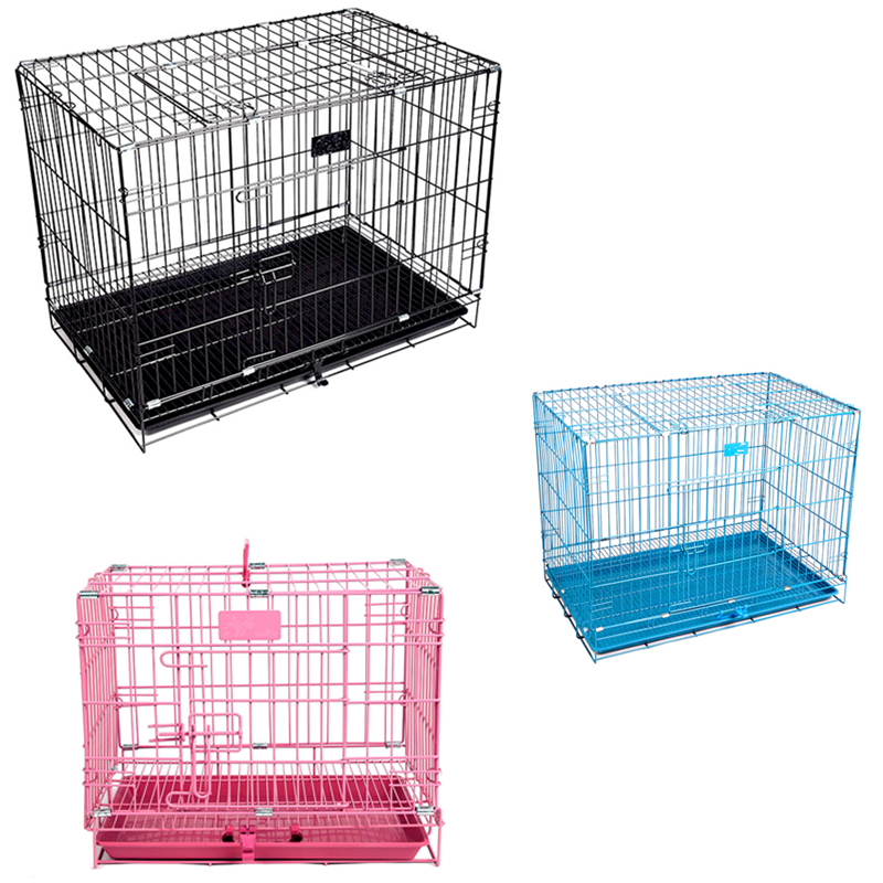 Alibaba Store Selling Best Collapsible Pet Cages Dog Kennels Pet Crate For Travel Use