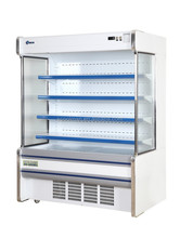 Hot Sale Commercial Refrigerated Produce Display Cooler