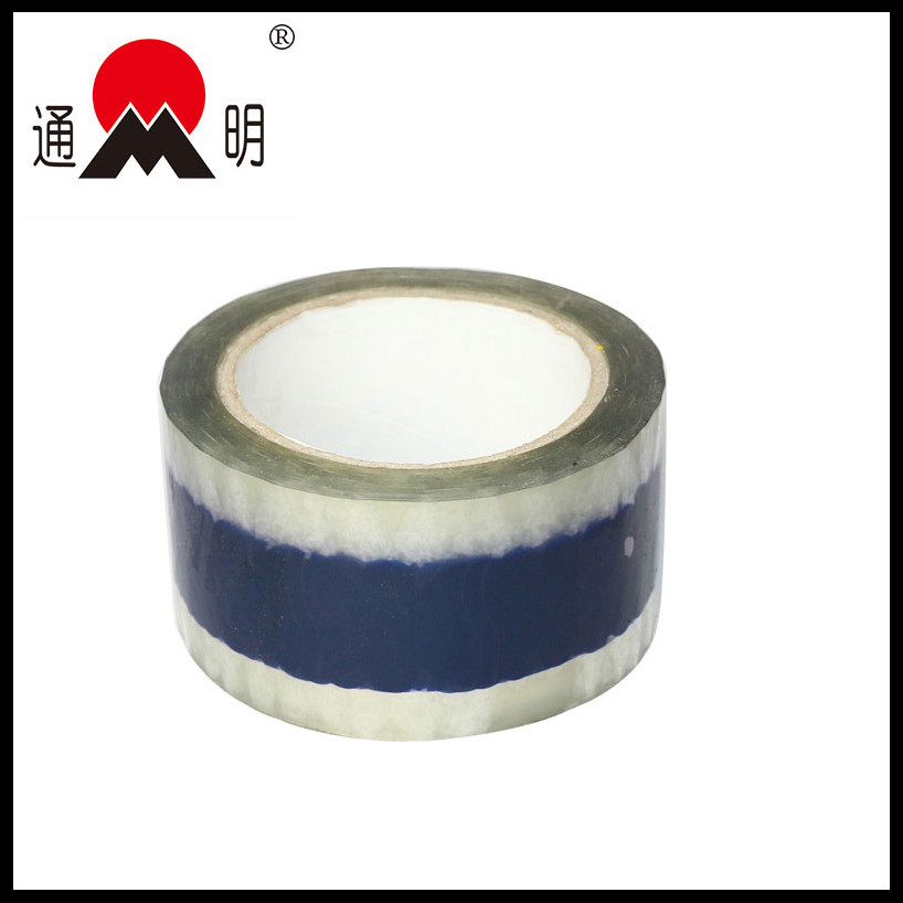 cheap printed bopp film adhesive for package and sealing made in China factory