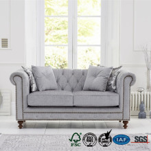 good designs laboratory furniture freeform half fabric half leather sofa