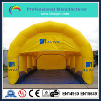 cheap inflatable event tent for sale/inflatable party tent for sale