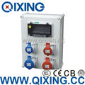 industrial socket combination power box,Electrical Enclosure