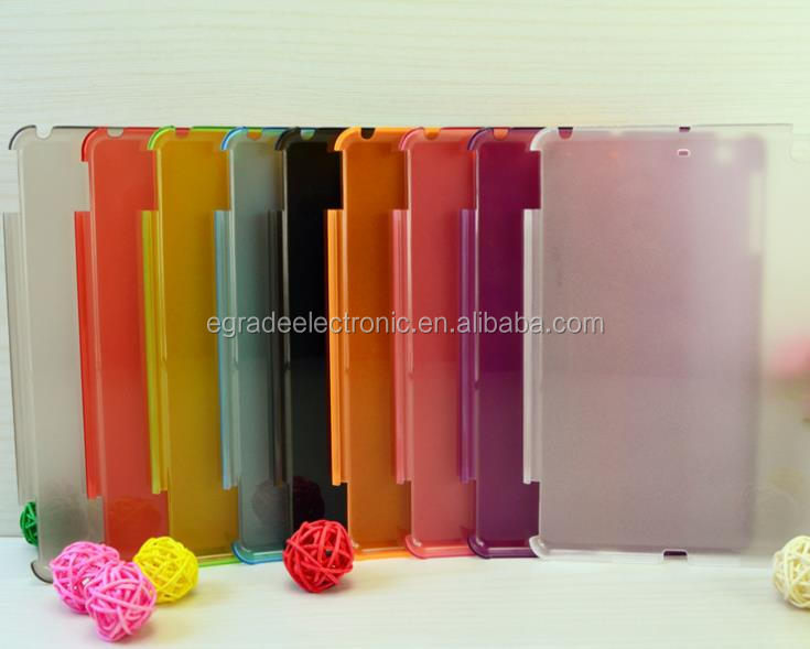 Ultra Thin Crystal Case Clear Back Case for iPad Mini / 2