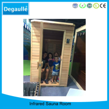 sauna wood supplier news design infrared sauna room