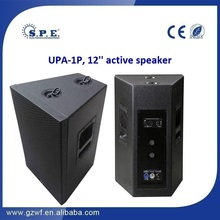Best selling professional 12inch 400W active stage speaker