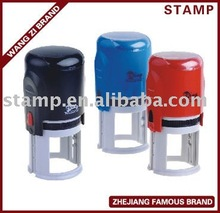 Dia.45mm Round Self-inking Stamp