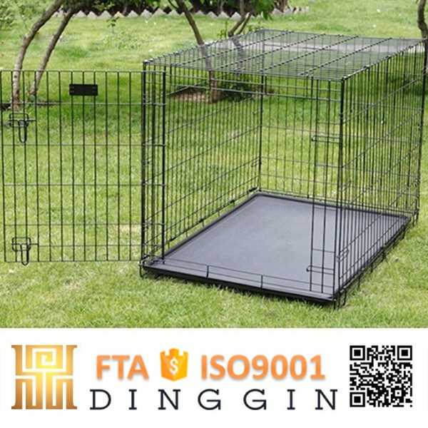 Outdoor dog cage kennel for sale