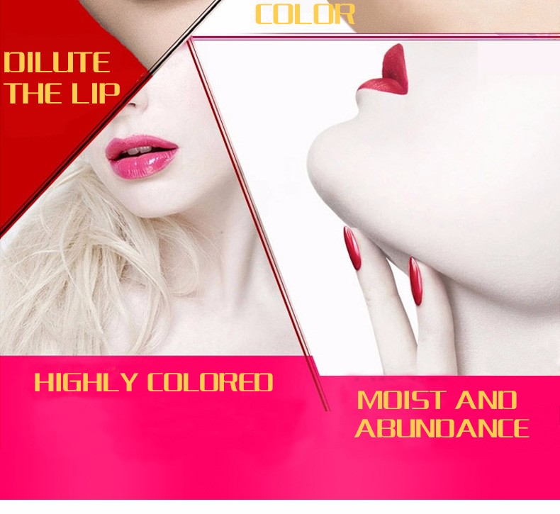 Qualitied lipstick customize private label lipstick