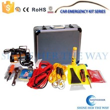 Auto Roadside Safety Survival Emergency Car Kit