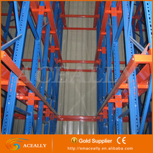 high efficiency drive-in pallet racking with timely operation