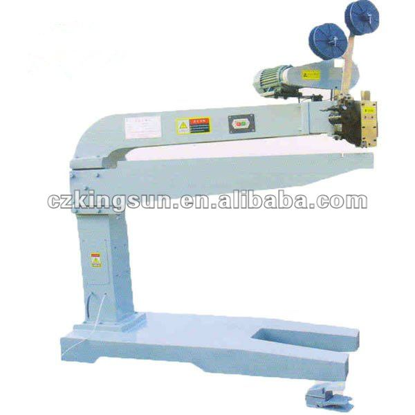carton box stapler/corrugated paperboard stapling machine/cardboard stapler