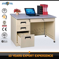High end office furniture modern executive used computer desk/cheap study table