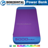 5200mah dual usb portable mobile power charge/mobile power for NEW YEAR gift,mini power bank