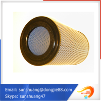 easy to use cellulose self cleaning air filter cartridge for industrial filter