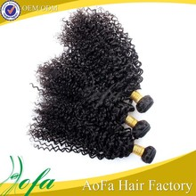 Natural color all length virgin hair in stock Free tangle and shedding crochet hair extension